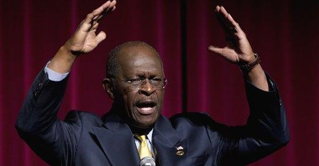 Cain not running on empty; South could be pivotal