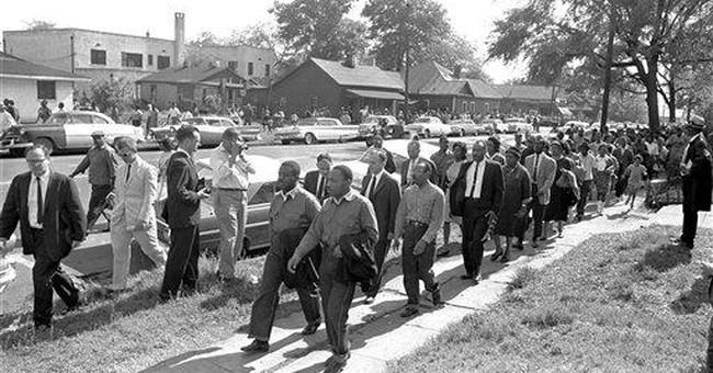 Ala. immigration battle recalls civil rights past