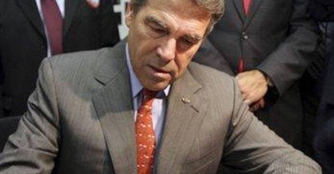 NH Republicans defend Perry and his speech
