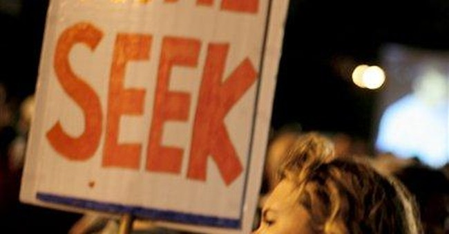 Israelis return to streets to protest prices