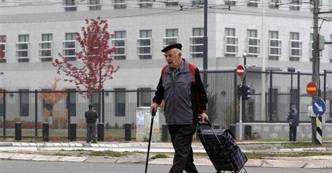 Embassy attack highlights Balkan Islamists