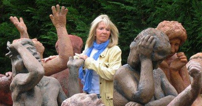 NY sculptor seeks home for terror victims tribute