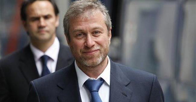 Billionaire battle: Russians take feud to UK court