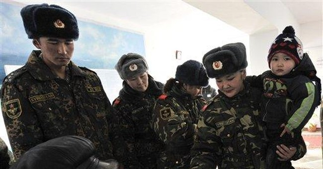 Kyrgyz vote draws critical monitor report, protest