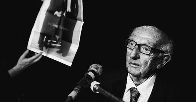 Gay rights pioneer Axel Axgil dies at 96