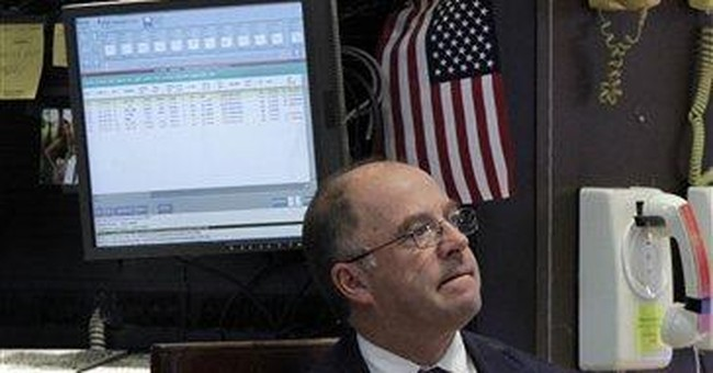Ugly end to historic October on Wall Street