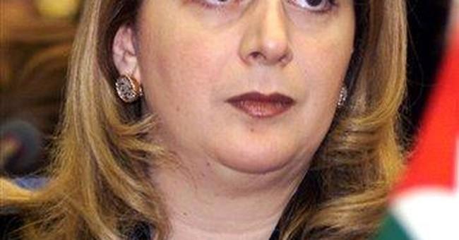 Tunisia issues warrant for Arafat's widow