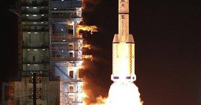 China's unmanned spacecraft Shenzhou 8 blasts off
