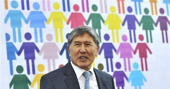 Kyrgyz election winner says US base poses risk