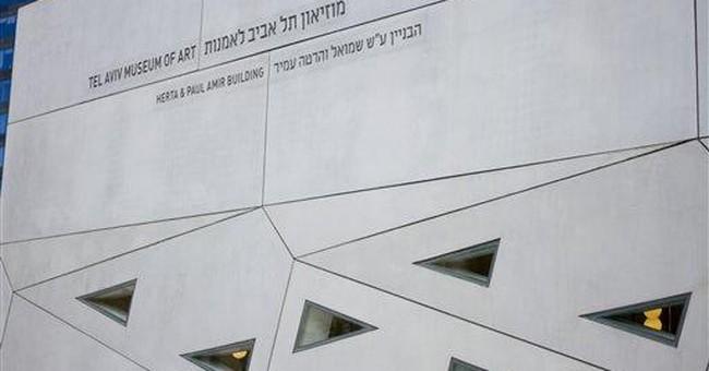 Israeli modern art museum doubles size