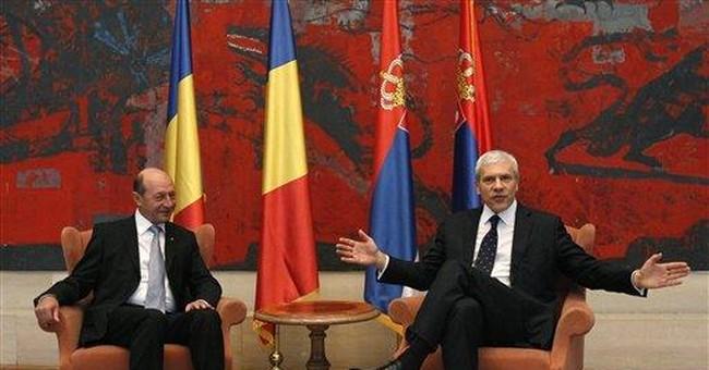 Serbian president criticizes Russian envoy