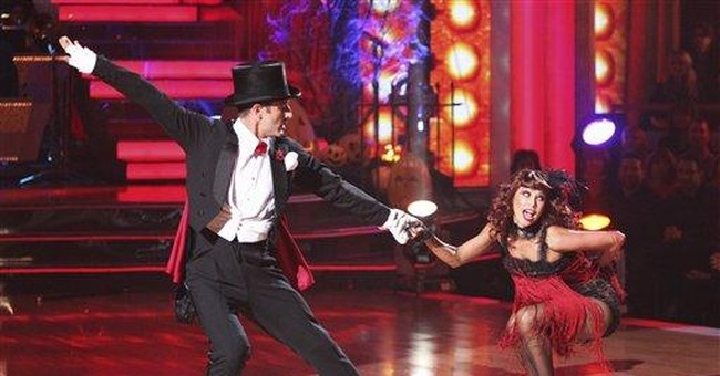 J.R. Martinez flawless on 'Dancing with the Stars'