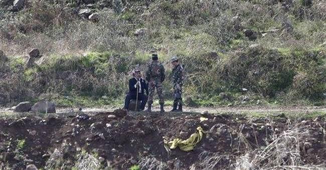 Syria plants land mines on Lebanese border