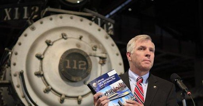 Plan says California high-speed rail to cost $98B