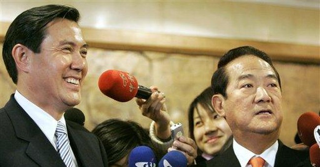 China-friendly hopeful to run for Taiwan president