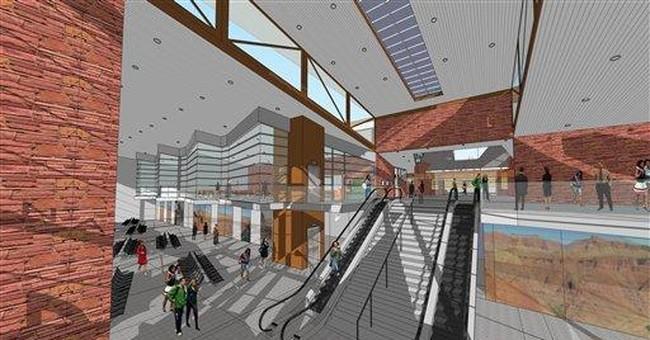 Arizona plans expansion at Grand Canyon airport