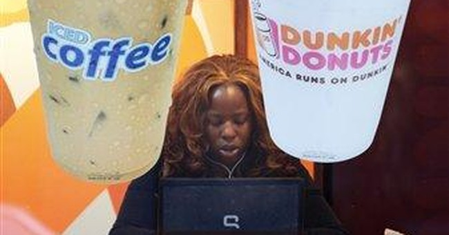 Dunkin' Brands' net income falls on charges