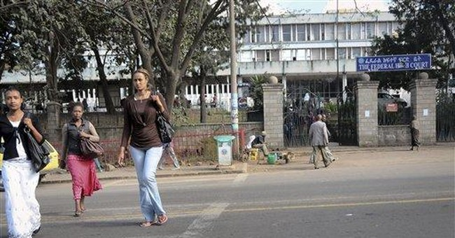 Ethiopia: Witness says 2 Swedes 'supported' rebels