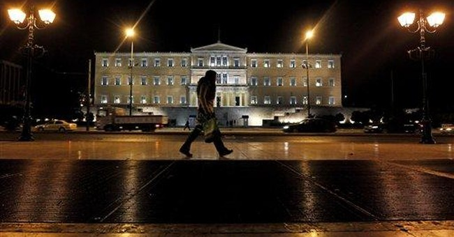 Greek vote proposal undermines shaky euro deal