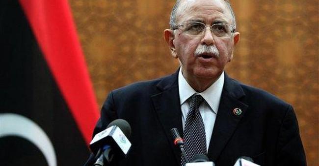 Libya's new PM balances demands of ex-rebels, West