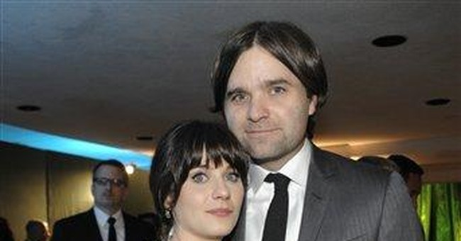Zooey Deschanel separates from musician husband