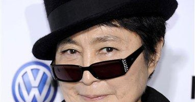 Yoko Ono: 'Imagine' tune is bigger than expected