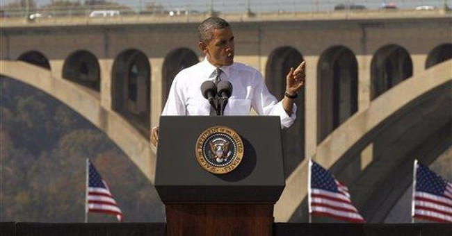 Obama urges Congress to pass transportation bill