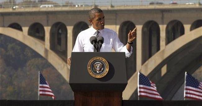 Obama urges Congress to pass transportation bill