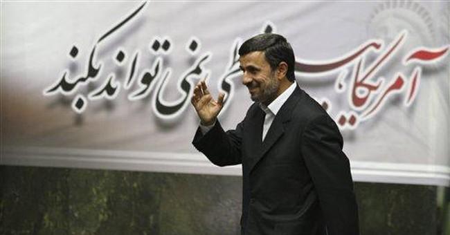 Motion fails to query Ahmadinejad in Iran assembly