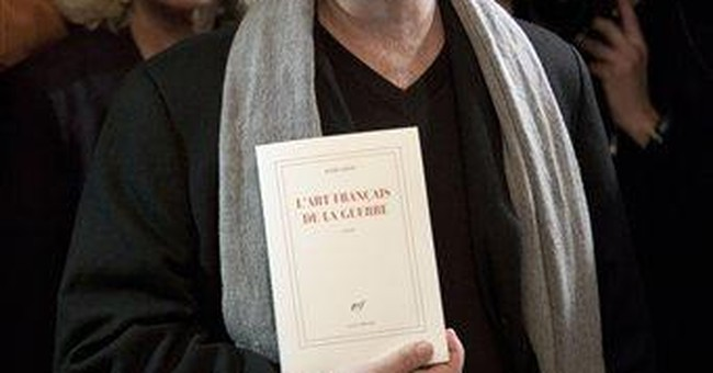 High school teacher wins top French literary prize