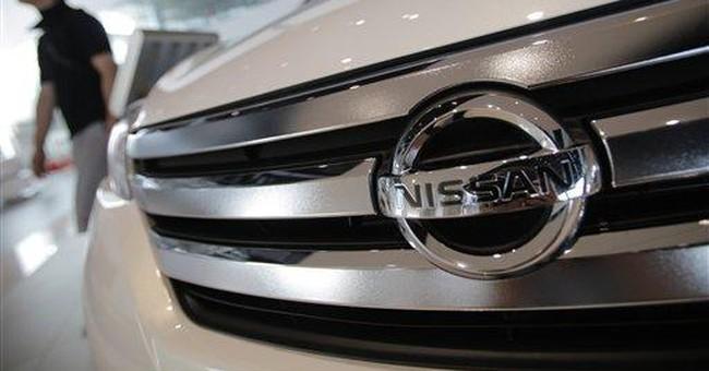 Nissan raises full-year forecast on sales outlook