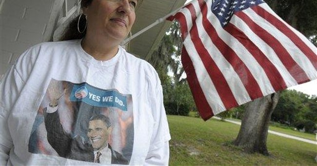 Moms who supported Obama in '08 unsure about 2012