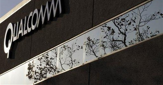 Qualcomm reports stronger results, forecast