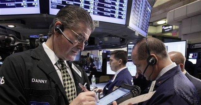 Stocks recover after a two-day slump; Dow up 178