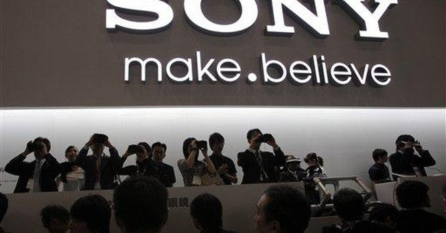 Sony headed for fourth straight year in the red