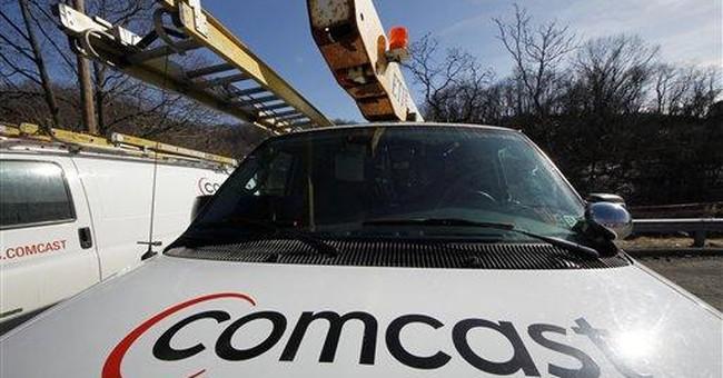 Comcast 3Q earnings up 5 percent