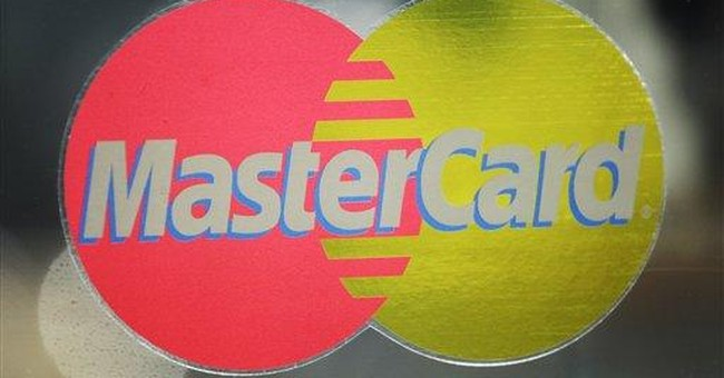 MasterCard 3Q profit up 38 pct as card use rises