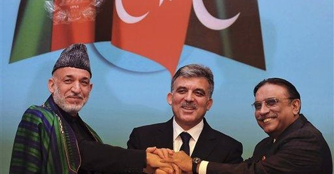 Delegates in Istanbul seek peace for Afghanistan