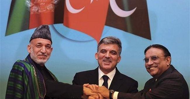 Delegates in Istanbul seek peace for Afghanistan