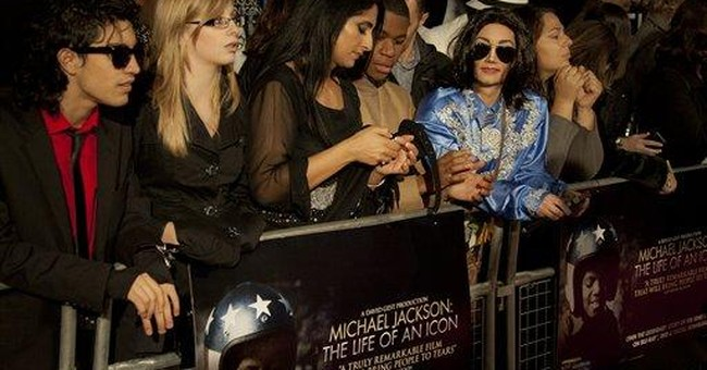 Jackson documentary to premier in British capital