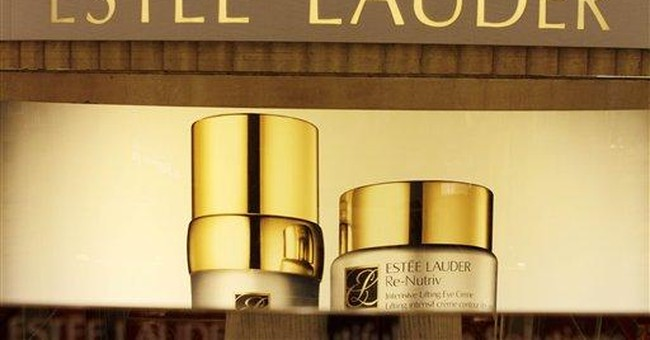 Estee Lauder shares up on strong 1Q results