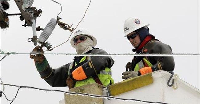 Duke Energy posts 30 pct drop in 3Q profit