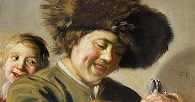 Police recover 2 stolen paintings by Dutch masters