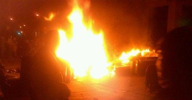 Police, Occupy protesters clash in Oakland