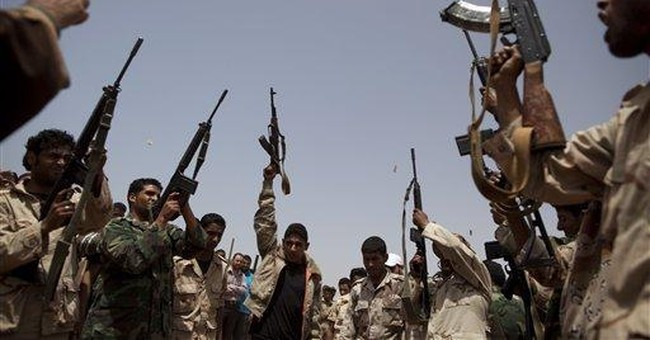Libya struggles to secure loose weapons