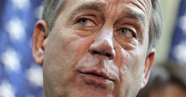 Boehner calls anti-tax activist 'random person'