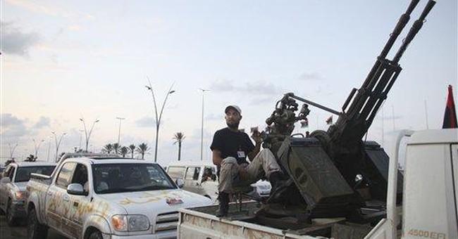 Libyan PM: Disarming ex-rebels could take months