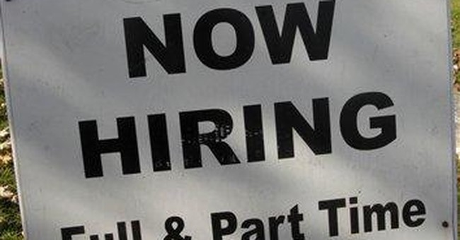 Growth at US service firms steady, hiring picks up