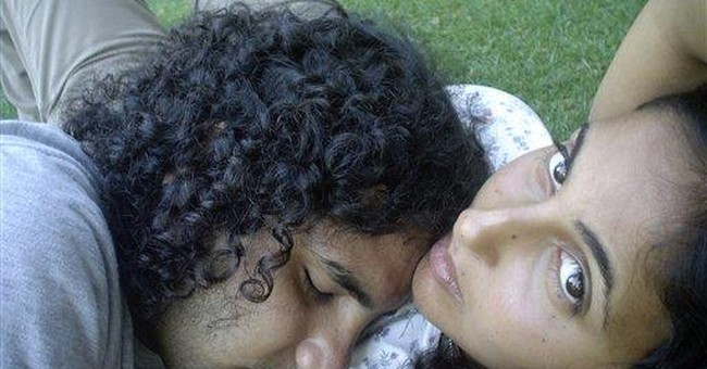Jailed Egyptian blogger's mother on hunger strike