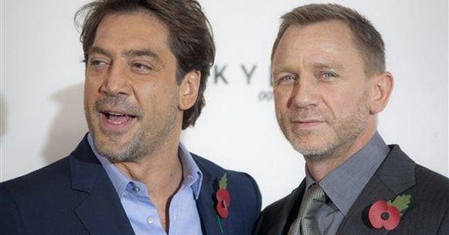 Craig, Bardem star in new Bond thriller 'Skyfall'